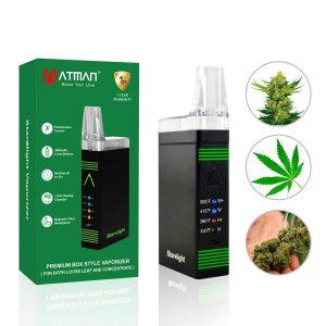vaporisateur Weed Starlight test